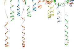 Party - Streamers Royalty Free Stock Photos