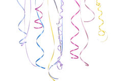 Party Streamers Stock Photos