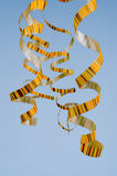 Party Streamers Stock Photography