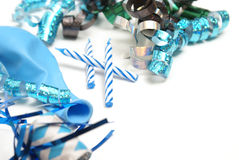 Party Supplies Royalty Free Stock Image