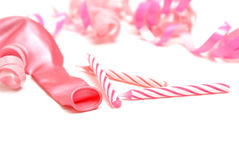 Party Supplies Stock Photography