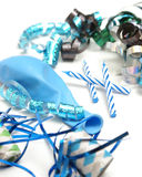 Party Supplies Royalty Free Stock Photos