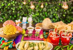 Fiesta royalty free stock images
