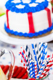Party table Stock Photography