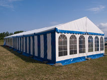 Party tent Royalty Free Stock Images
