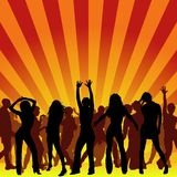 Party Time vector illustration