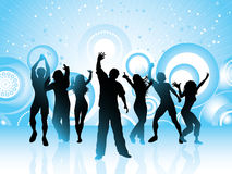 Party time stock illustration