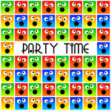Party time Royalty Free Stock Photo