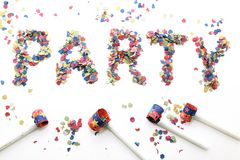Party time Stock Photos
