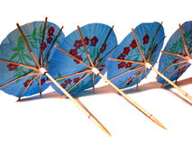 Party umbrellas Royalty Free Stock Photography