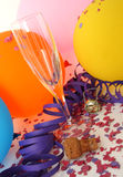 Party V royalty free stock photography