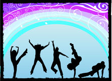 Party vector Stock Images