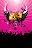 Party vector illustration Royalty Free Stock Images
