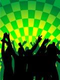 Party. [Vektor] Lizenzfreie Stockfotos