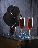 Party-Wein stockbild