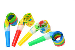 Party Whistle Stock Photography