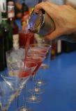 Party-Zeit 2 Lizenzfreie Stockfotografie
