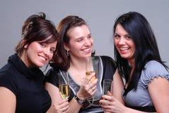 Party-Zeit Lizenzfreie Stockfotos