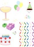 Party-Zubehör Lizenzfreies Stockfoto
