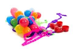 Partyausrüstung Lizenzfreies Stockbild