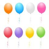 Partyballone vektor abbildung