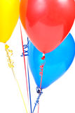 Partyballone Stockfoto