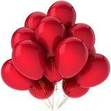 Partyheliumballone (Mieten) Stockfotografie