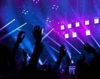 Partyhintergrund Stockbilder