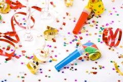 Partyhintergrund Lizenzfreie Stockfotografie