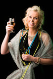 Partying Stock Photography