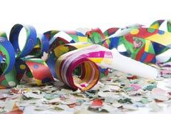 Partyjna dekoracja dla urodzin Zdjęcie Stock