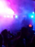 Partyjna scena Zdjęcia Royalty Free