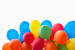 Partyjni balony Fotografia Royalty Free