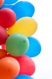 Partyjni balony Zdjęcie Royalty Free