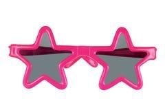 Partyjni okulary przeciwsłoneczni Zdjęcia Stock