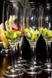 Partyjni szkła Zdjęcie Stock