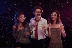Partyjny ppeople zdjęcia stock