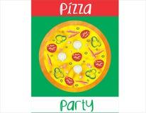 Partyjny Printable Zdjęcie Stock