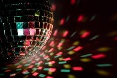 Partykugelreflexion Stockfotos