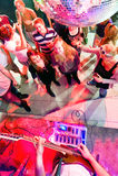 Partymasse Lizenzfreies Stockfoto