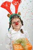 Partyportrait Stockbild