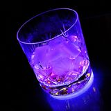 Partytime neon glow drink Royalty Free Stock Photography