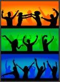 Partyzeit Lizenzfreie Stockfotos