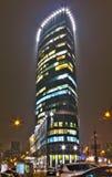 Parus do prédio de escritórios Fotos de Stock