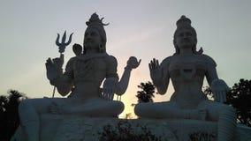 parvati shiv стоковая фотография