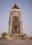 Parvati temple, Khajuraho Stock Photography