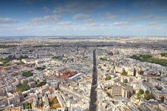 Paryż Zdjęcie Royalty Free