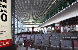 Paryż, august 21-Airport wnętrze w Paryż Obraz Stock