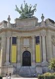 Paryż, august 20,2013-Grand Palais des Beaux sztuki w Paryż Zdjęcia Royalty Free