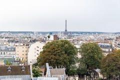 Paryż, Montmartre obrazy stock